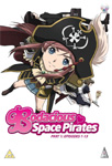 Bodacious Space Pirates - Part 1 (UK-import) (DVD)