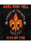 Axel Rudi Pell - Live On Fire - Circle Of The Oath Tour 2012 (2DVD)
