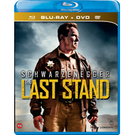 The Last Stand (Blu-ray + DVD)