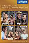 TCM Greatest Classic Legends - Sidney Poitier (DVD - SONE 1)