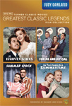 TCM Greatest Classic Legends - Judy Garland (DVD - SONE 1)