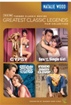 TCM Greatest Classic Legends - Natalie Wood (DVD - SONE 1)