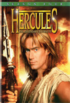 Hercules - The Legendary Journeys - Sesong 4 (DVD - SONE 1)