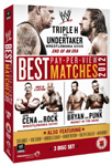 WWE Best PPV Matches 2012 (UK-import) (DVD)