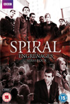 Spiral - Sesong 4 (UK-import) (DVD)