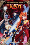 The Slayers (UK-import) (DVD)