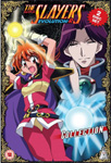 The Slayers EVOLUTION-R (UK-import) (DVD)