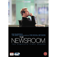 The Newsroom - Sesong 1 (DVD)