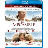 The Impossible (Blu-ray + DVD)