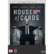 House Of Cards - Sesong 1 (DVD)