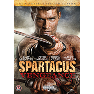 Spartacus - Vengeance - Sesong 2 (DVD)
