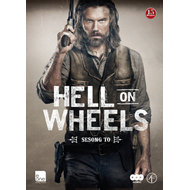 Hell On Wheels - Sesong 2 (UK-import) (DVD)