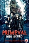 Primeval: New World - Sesong 1 (UK-import) (DVD)