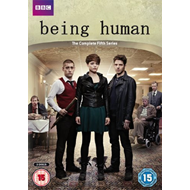 Being Human - Sesong 5 (UK-import) (DVD)