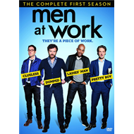 Men At Work - Sesong 1 (DVD - SONE 1)