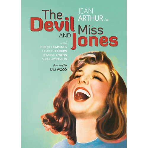 The Devil And Miss Jones (DVD - SONE 1)