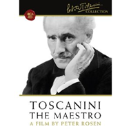 Produktbilde for Arturo Toscanini - Toscanini The Maestro (DVD)