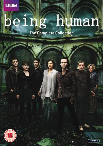 Being Human - Sesong 1 - 5 (UK-import) (DVD)