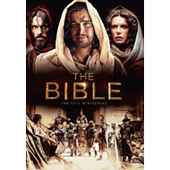 The Bible - The Epic Miniseries (DVD)