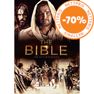 Produktbilde for The Bible - The Epic Miniseries (DVD)