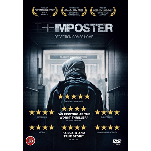 The Imposter (UK-import) (DVD)