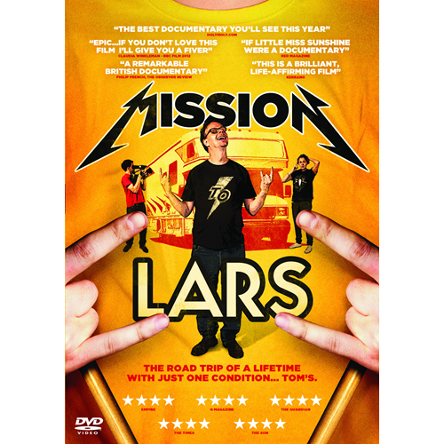 Mission To Lars (UK-import) (DVD)