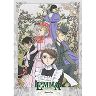 Emma - A Victorian Romance - Sesong 2 (DVD)