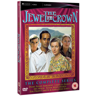 The Jewel In The Crown - The Complete Series (UK-import) (DVD)