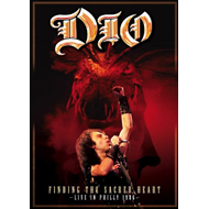 Dio - Finding The Sacred Heart - Live In Philly 1986 (UK-import) (DVD)