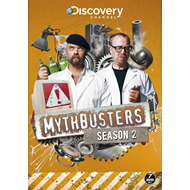 Mythbusters - Sesong 2 (UK-import) (DVD)