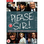 Please Sir - The Complete Series (UK-import) (DVD)