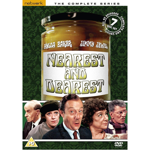 Nearest And Dearest - The Complete Series (UK-import) (DVD)