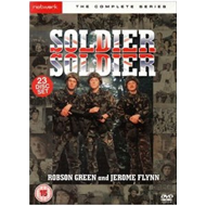 Soldier Soldier - The Complete Series (UK-import) (DVD)