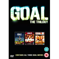Goal - The Trilogy (UK-import) (DVD)