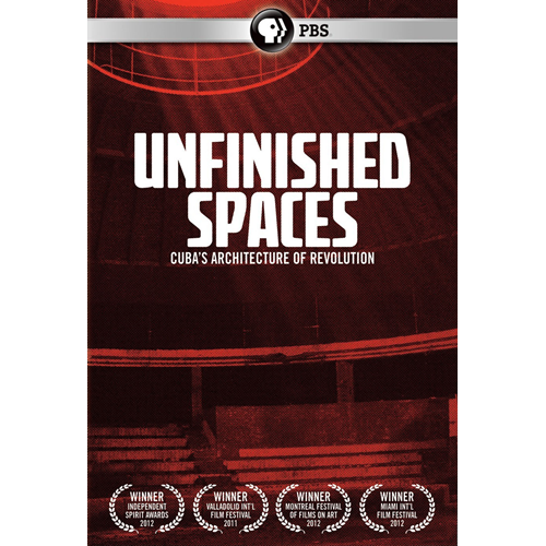 Unfinished Spaces (DVD - SONE 1)