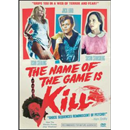 Produktbilde for The Name Of The Game Is Kill (DVD - SONE 1)
