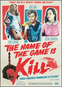 The Name Of The Game Is Kill (DVD - SONE 1)
