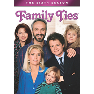 Family Ties - Sesong 6 (DVD - SONE 1)