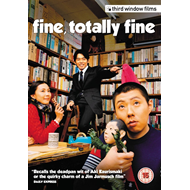 Fine, Totally Fine (UK-import) (DVD)