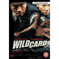 Wild Card (UK-import) (DVD)