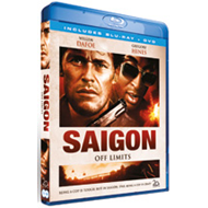 Saigon - Off Limits (Blu-ray + DVD)