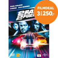 Produktbilde for 2 Fast 2 Furious (DVD)