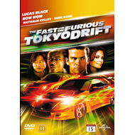 The Fast And The Furious - Tokyo Drift (DVD)