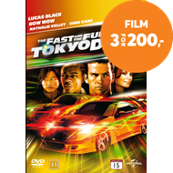 Produktbilde for The Fast And The Furious - Tokyo Drift (DVD)