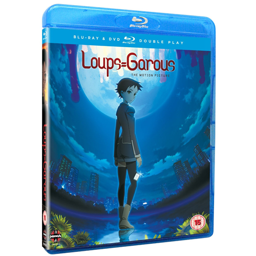Loups Garous (UK-import) (Blu-ray + DVD)
