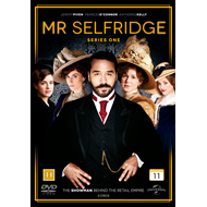 Mr. Selfridge - Sesong 1 (DVD)