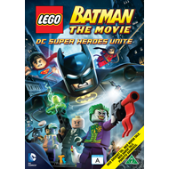 LEGO Batman - The Movie (DVD)