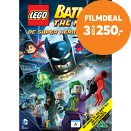Produktbilde for LEGO Batman - The Movie (DVD)