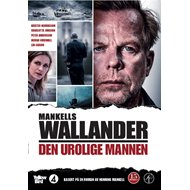 Wallander - Den Urolige Mannen (DVD)