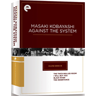 Masaki Kobayashi Against the System - Eclipse Series 38 (DVD - SONE 1)